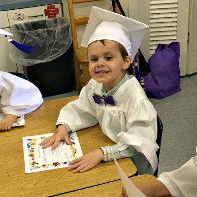 Why I'm Not Sad About Preschool Graduation