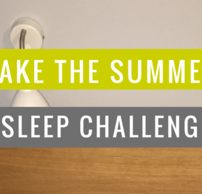 Summer Sleep Challenge