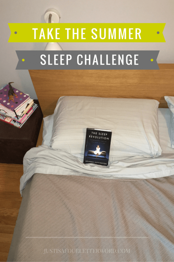 Take the Summer Sleep Challenge to improve your sleep habits and be more productive.