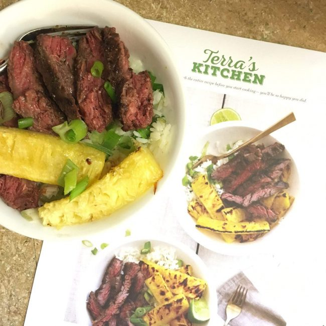 Terras Kitchen Big Island Steak Bowl