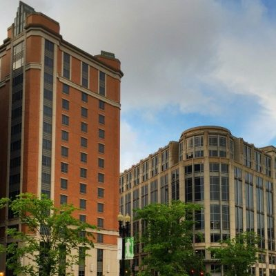 Is the Embassy Suites Convention Center Washington DC Good for Families?