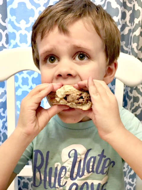Chipotle turkey sliders from Terra's Kitchen are perfect for a quick and easy meal that's healthy and delicious. Kid approved too!