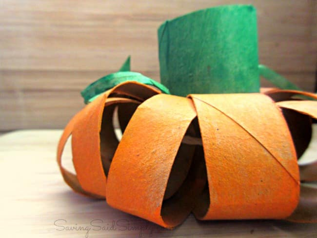 Toilet-Paper-Roll-Pumpkin