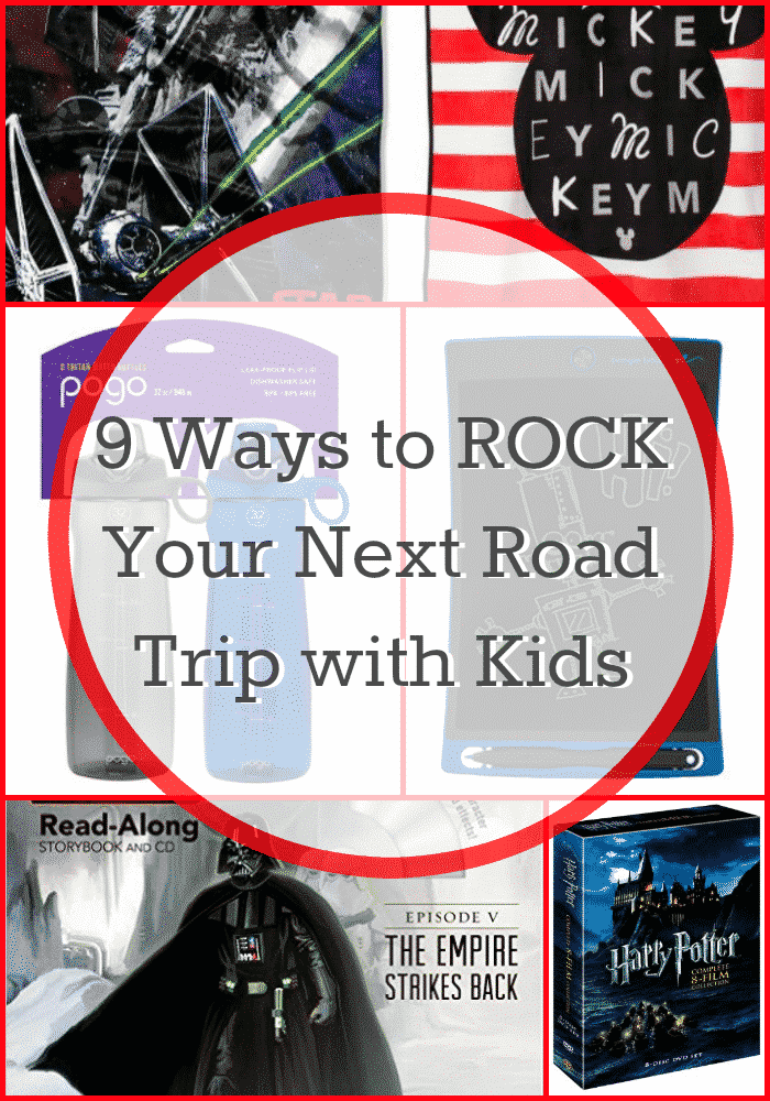 9 ways to rock your next road trip with kids
