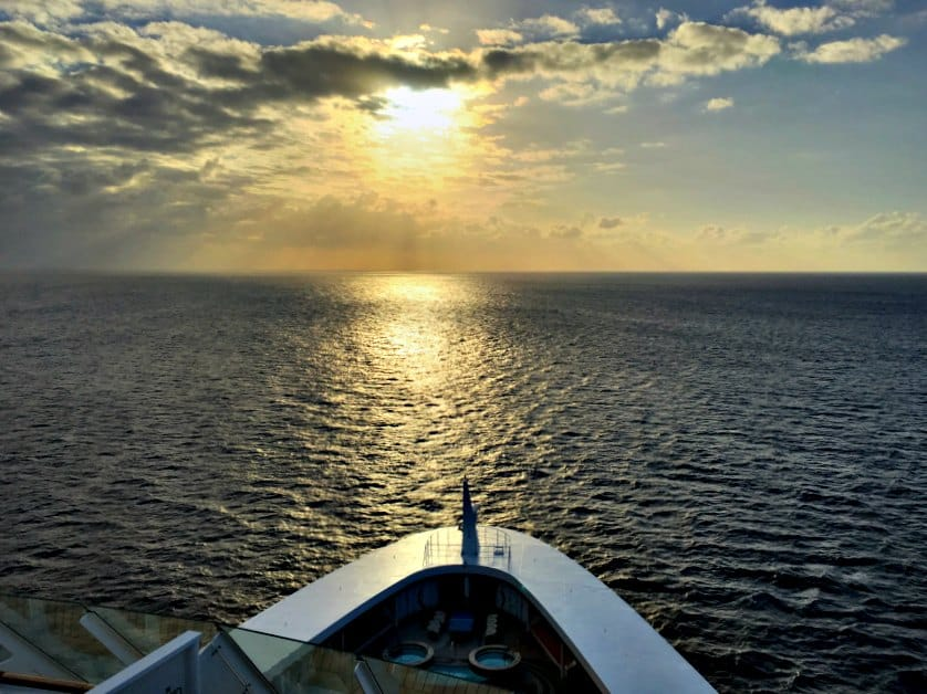 Sail into the sunset with these tips for what to do if you get sick on a cruise ship.