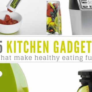 top 5 kitchen gadgets