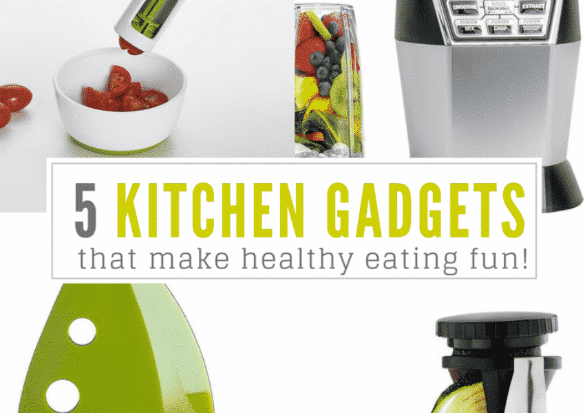 Top 17 healthy kitchen gadgets 5 kitchen gadgets that make healthy eating fun just is - Four gadgets that make cooking easier and pleasant ...
