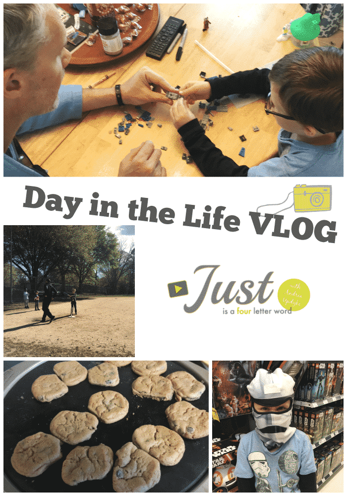 Follow along with our family in this fun Day in the Life Vlog.