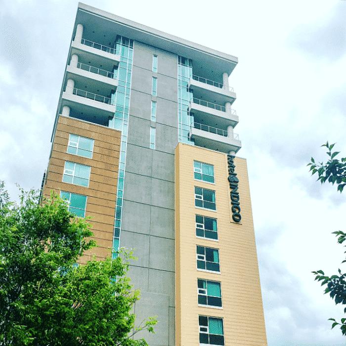 Hotel Indigo Asheville Exterior