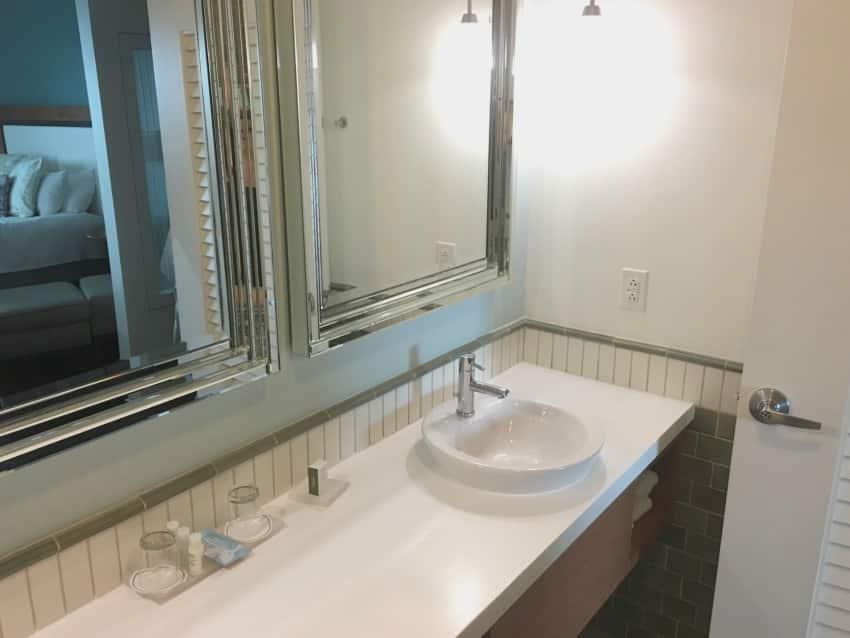 Hotel Indigo Bathroom Sink