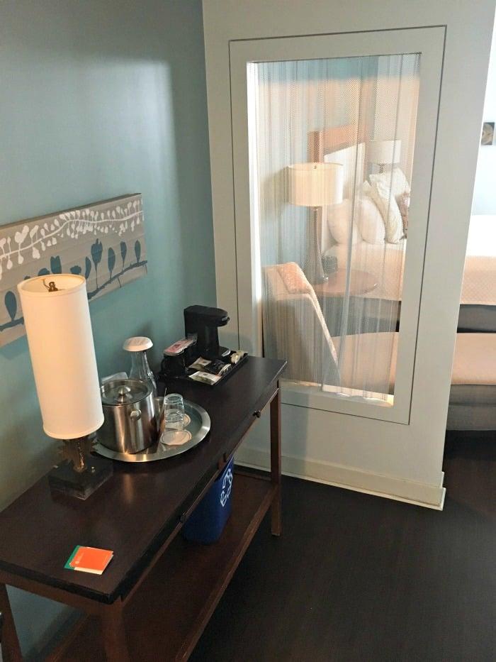 Hotel Indigo Room Amenities
