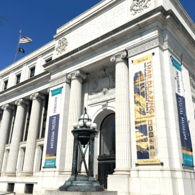 Kids Love The National Postal Museum – Here's Why