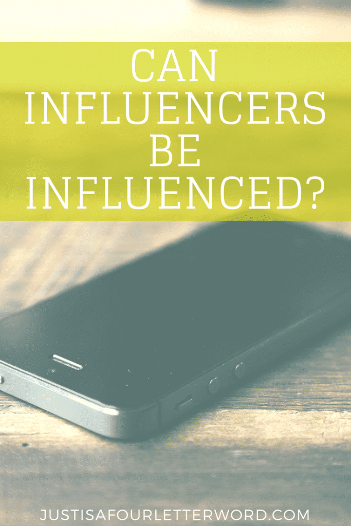 Can influencers be influenced? Yes, but first you have to win their trust. Find out how..
