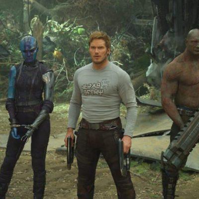 Make Guardians of the Galaxy Vol. 2 Your Next Date Night