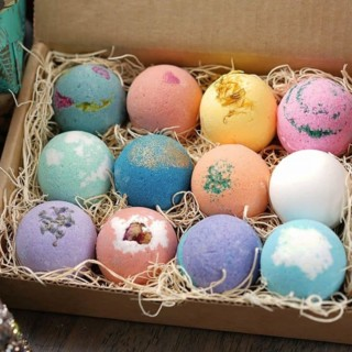 bath bombs gift set for mother's day