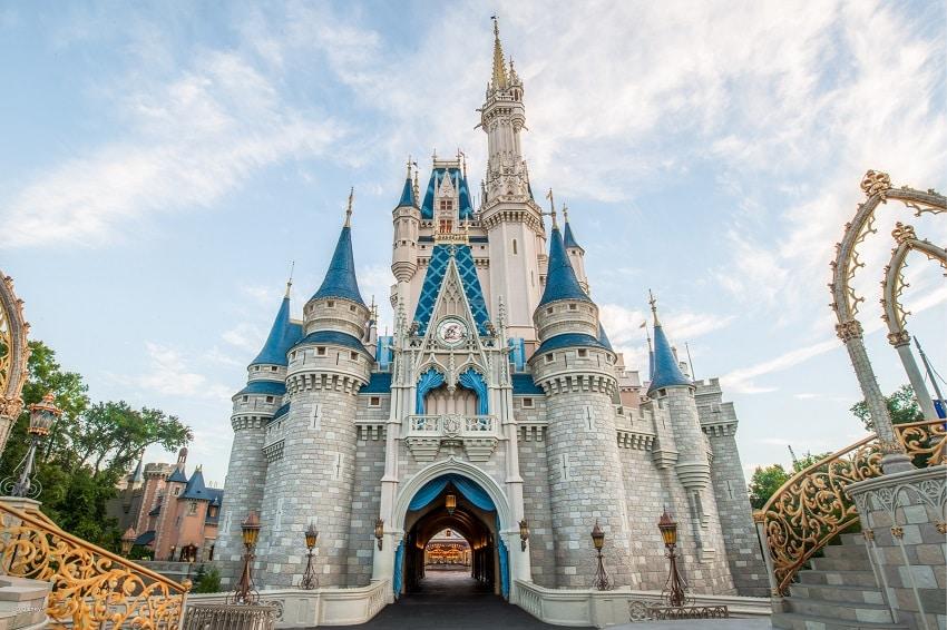 Cinderella Castle at Walt Disney World Magic Kingdom