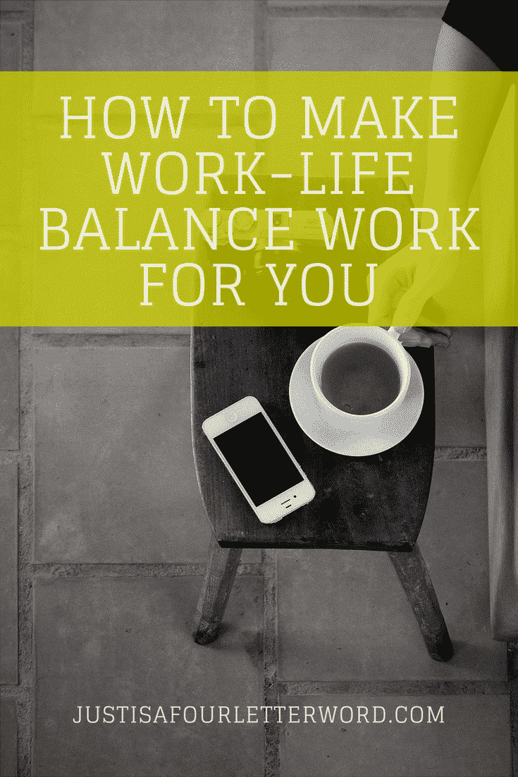 Work-life balance is some kind of unicorn. I don't think it's totally real but I do have some ideas for how to make work-life balance work for you.