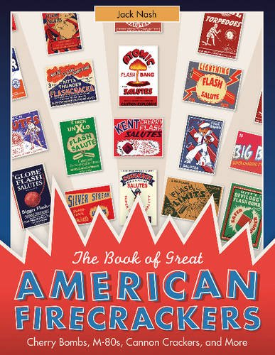 Great American Firecrackers Book Cover