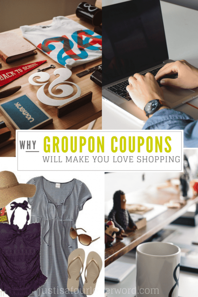 Save big at your favorite retailers with Groupon coupons
