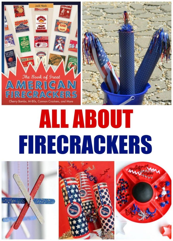 Learn all about firecrackers and their history dating back to their origination in China during the Middle Ages and grab some great kids activity ideas.