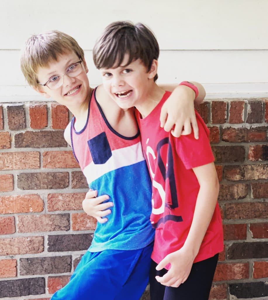 brothers 4th of July