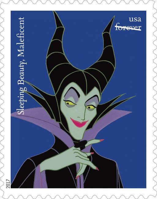 Usps Disney Villains Forever Stamps Yes Please
