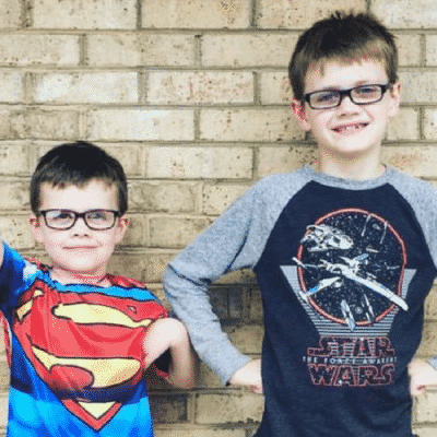 A Letter to My Sons in the Elementary Years (Becoming Mom)