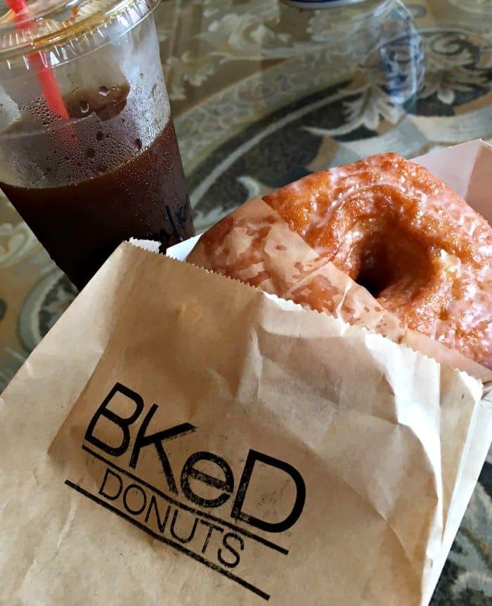 Bked Donuts Charleston