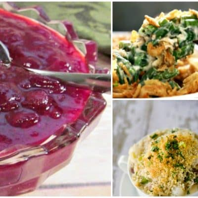 Thanksgiving Sides to Try