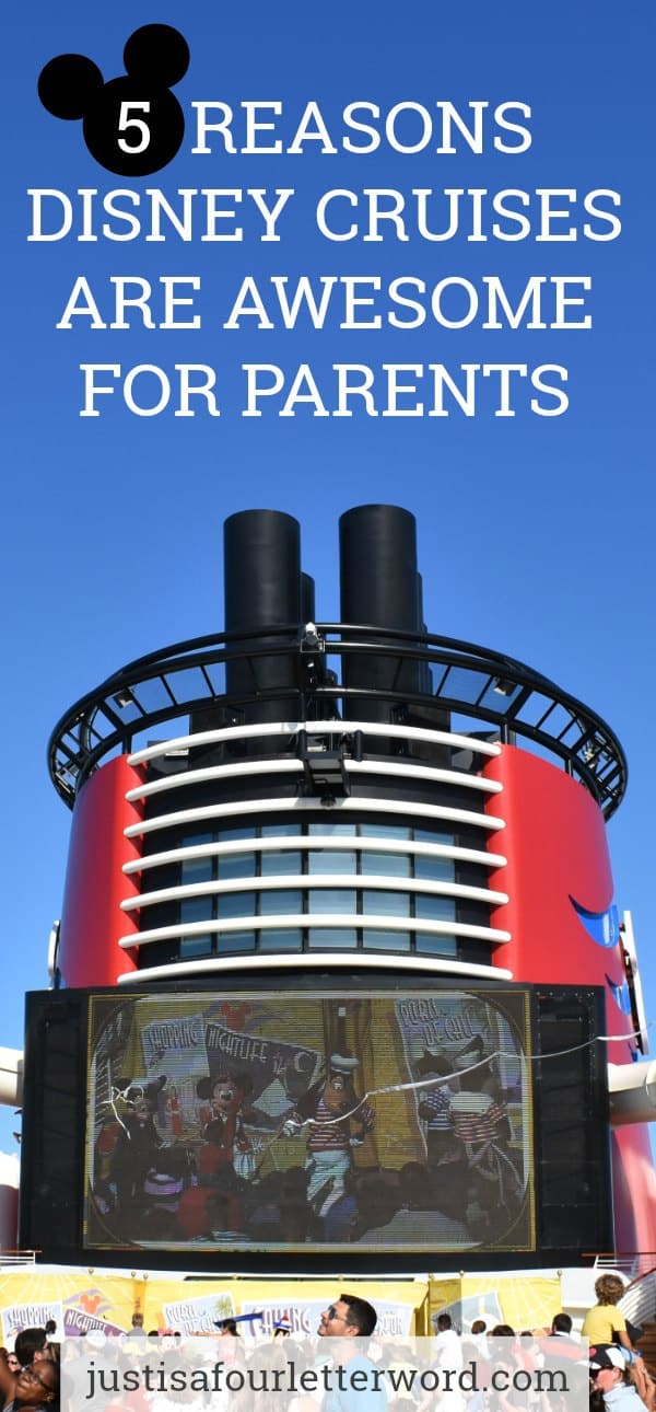 5 reasonAs Disney cruises are awesome for parents