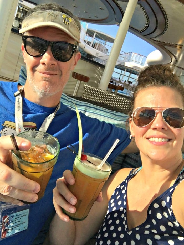 Drink of the Day Disney Cruise
