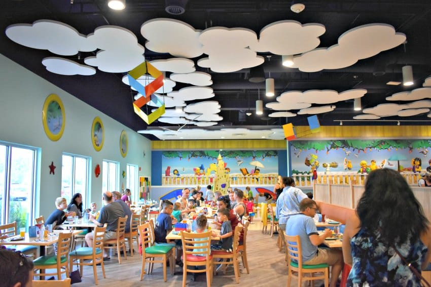 LEGOLAND Beach Retreat Breakfast