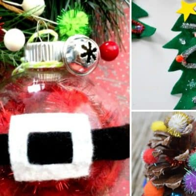 15 Simple Christmas Craft Ideas