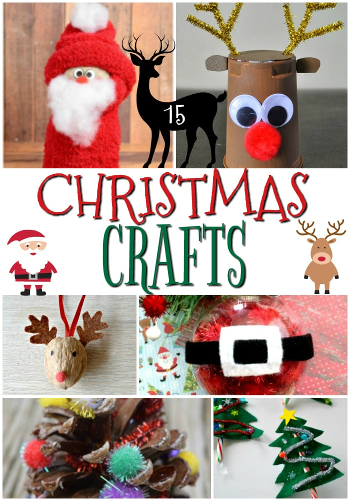 15 Simple Christmas Crafts For Toddlers