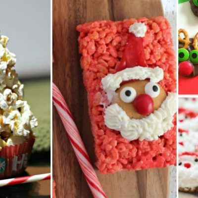 15 Festive Christmas Treat Ideas