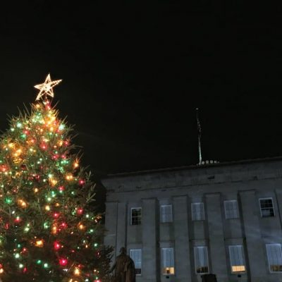 Raleigh Capitol Tree Lightning: A Must-Do Local Tradition