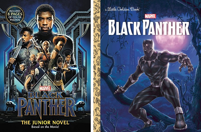 Black Panther Kids Books