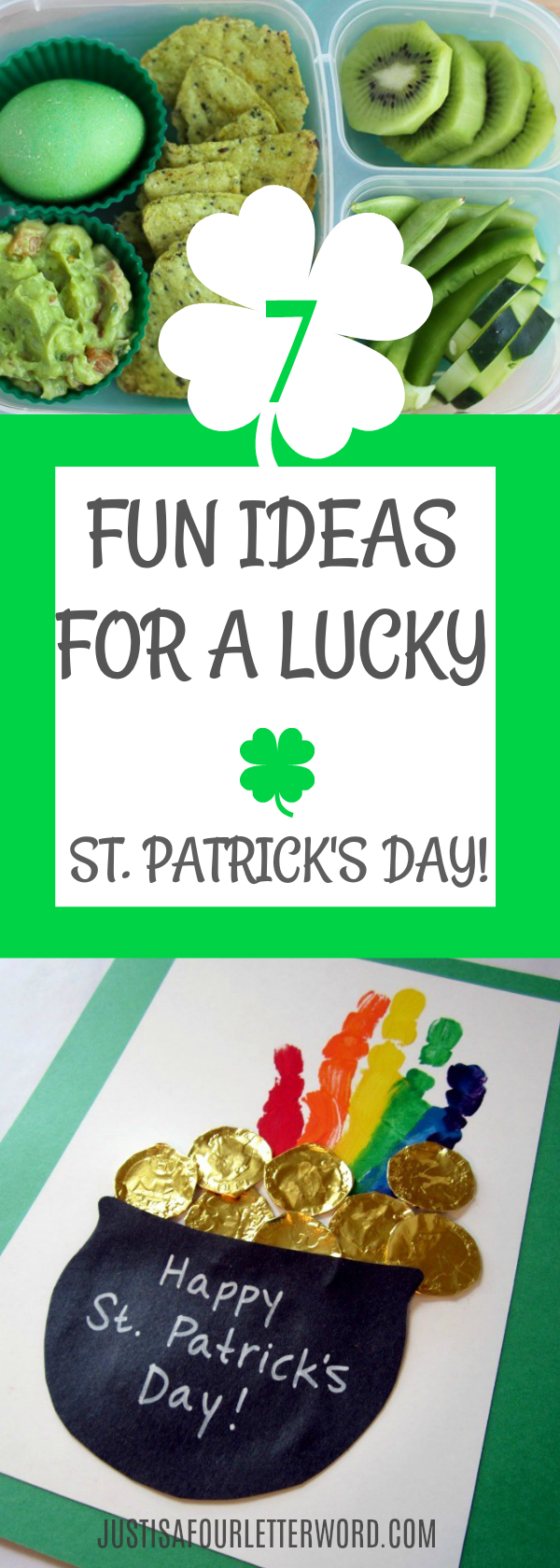 Grab your gold coins and get ready to make some cute kids crafts with these ease St. Patrick's day ideas! Simple, quick and easy is a great way to love on your lucky charms and have a fun St. Paddy's Day just like the Irish!