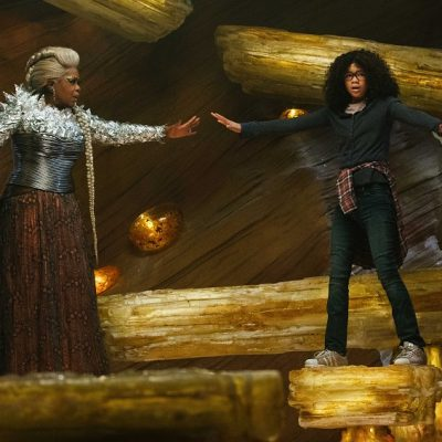 A Wrinkle in Time: A Fun Family Movie! Plus FREE Activity Sheets
