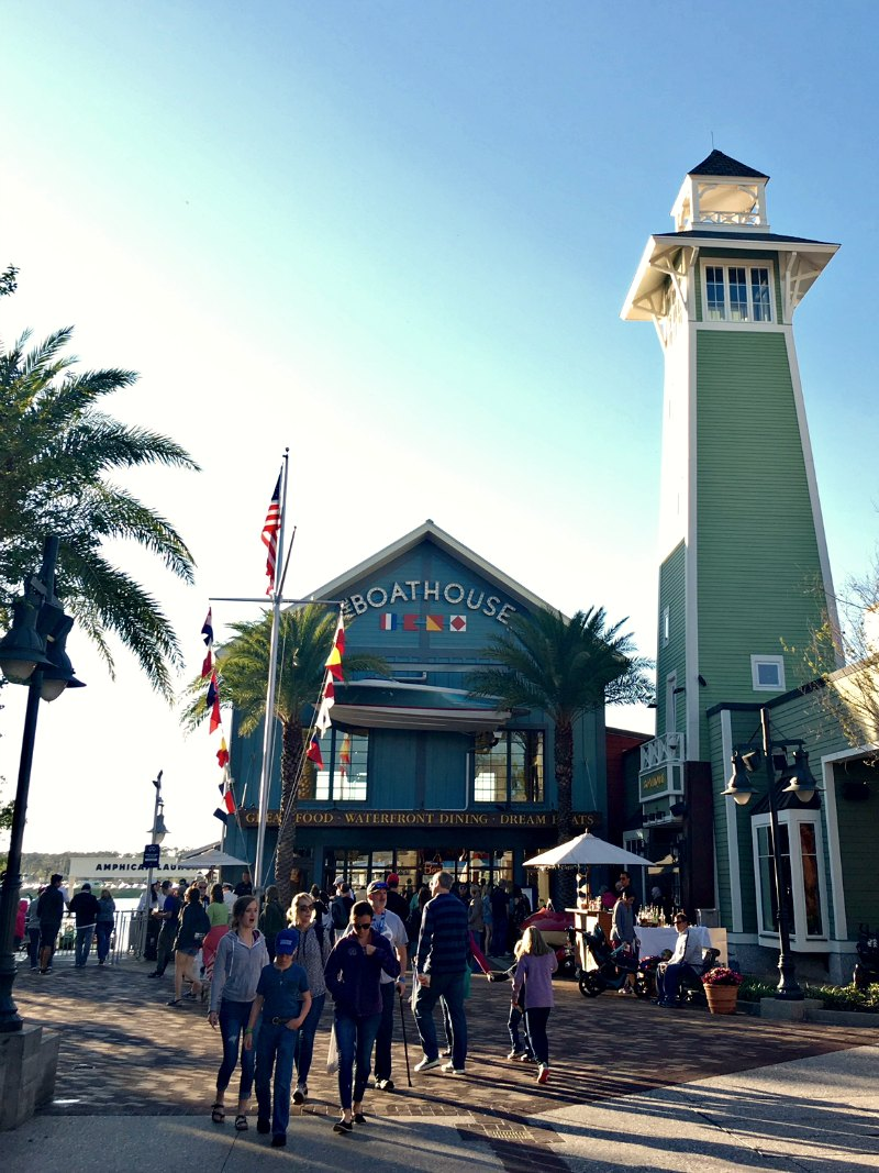 Disney Springs The Boathouse Restaurant
