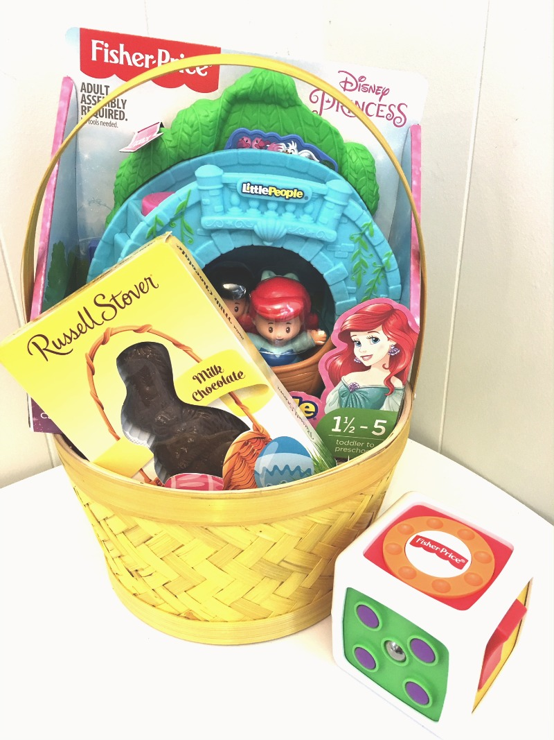 Fisher-Price Baby Easter Basket
