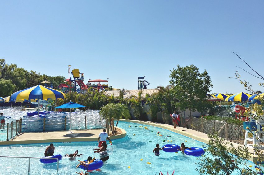 LEGOLAND Water Park View