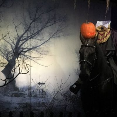 Plan a Spooky Night of Fun at Disney's Return To Sleepy Hollow Event