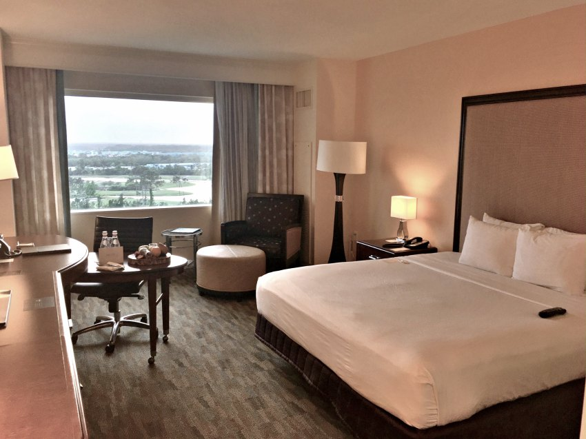 Hilton Orlando Bonnet Creek King Room