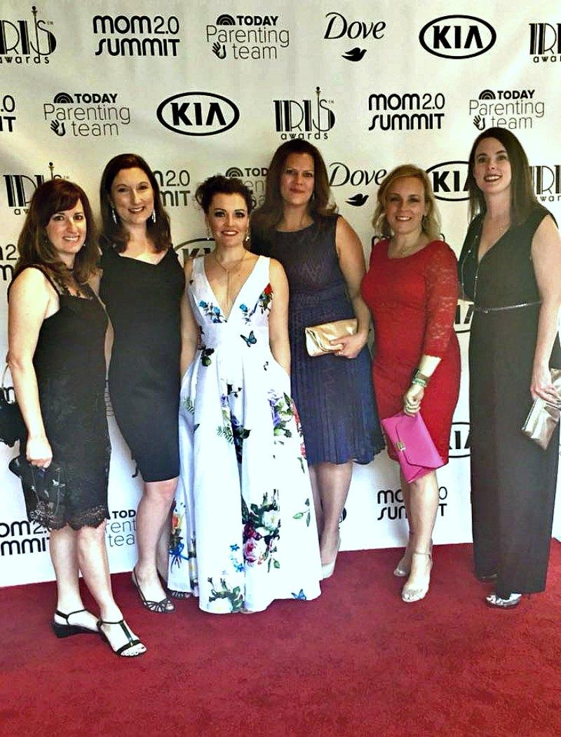 Iris Awards Friends Mom2Summit 2018