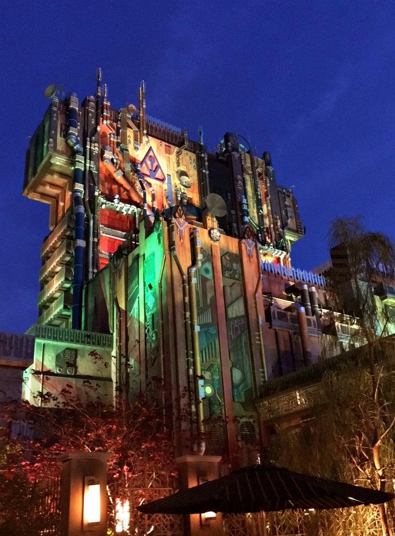 Mission Breakout at Disney California Adventure