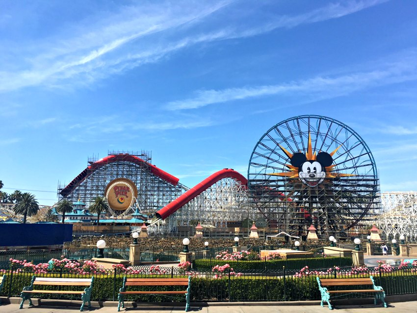 Pixar Pier and Incredicoaster Coming Soon