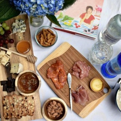 Plan a Recipe Swap with a French Party Theme