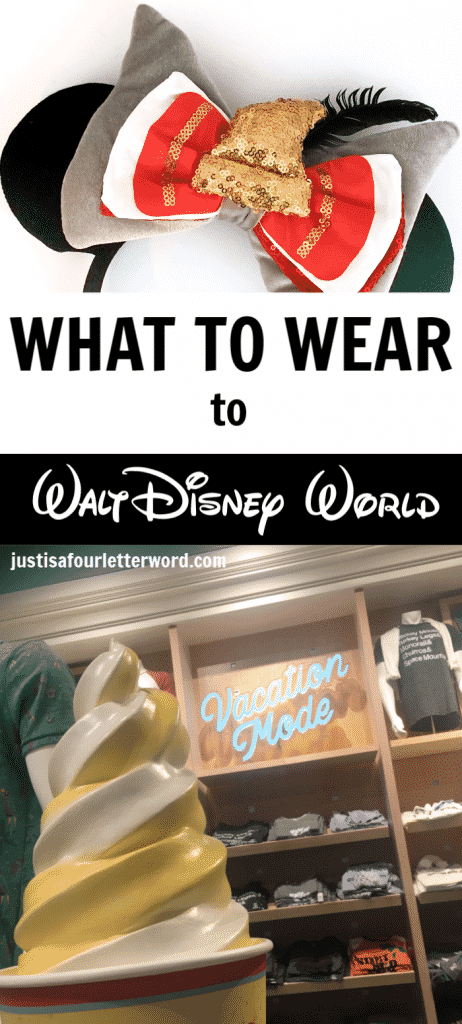 b84b5ef5194 What to Wear to Disney World - Packing Tips   Inspiration