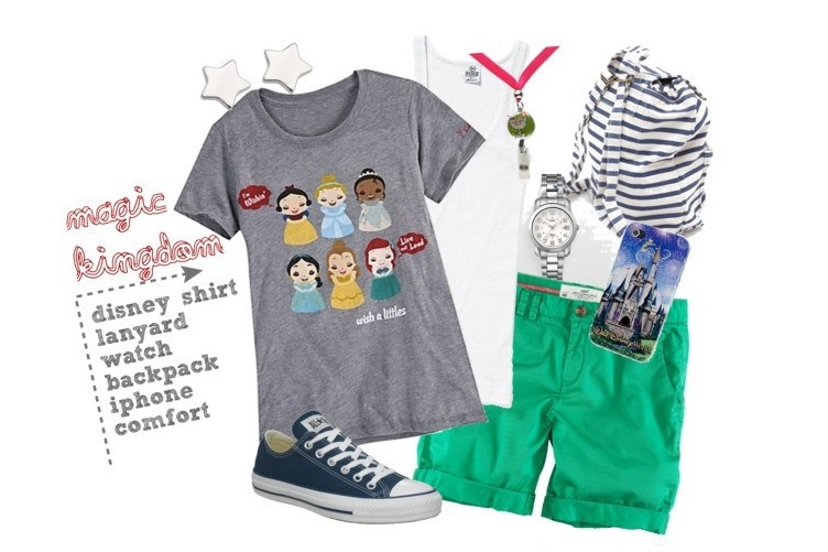 what to wear to disney world inspiration